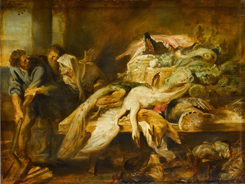 Rubens, el alma hecha pintura