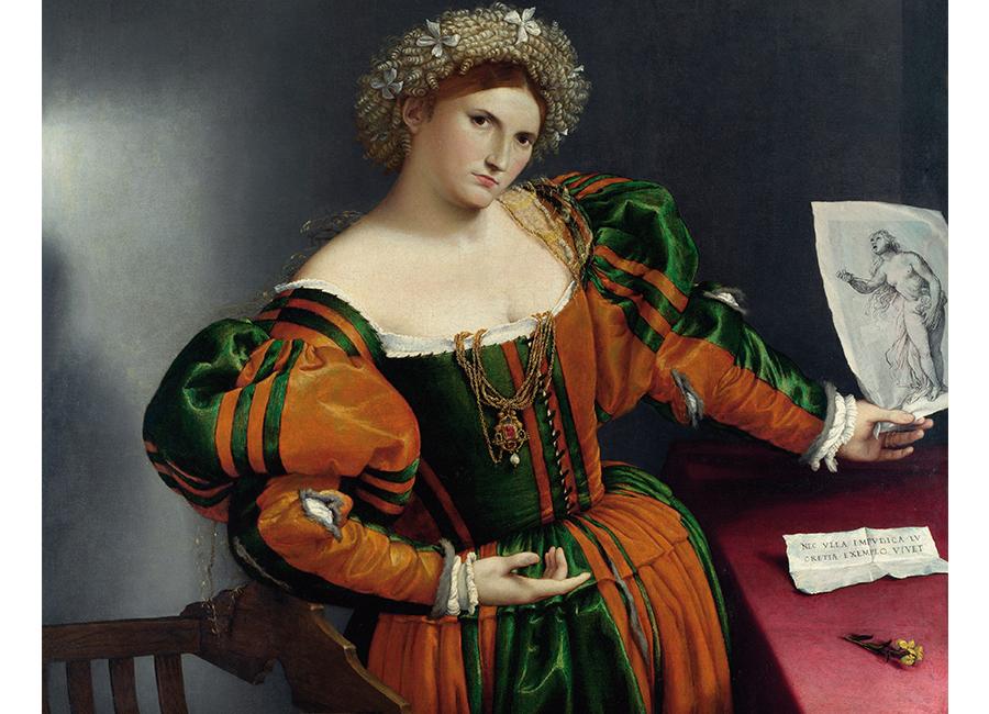 Lorenzo Lotto, el primer retratista moderno