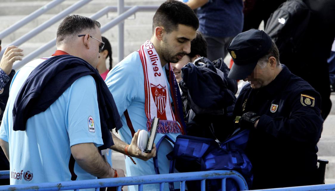 Así es la lucha contra la violencia en los campos de fútbol españoles
