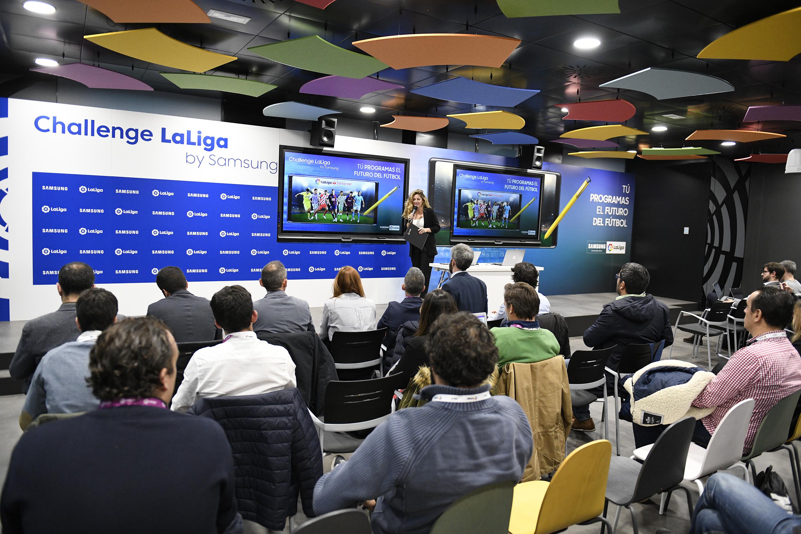 El reto: programar el futuro del fútbol