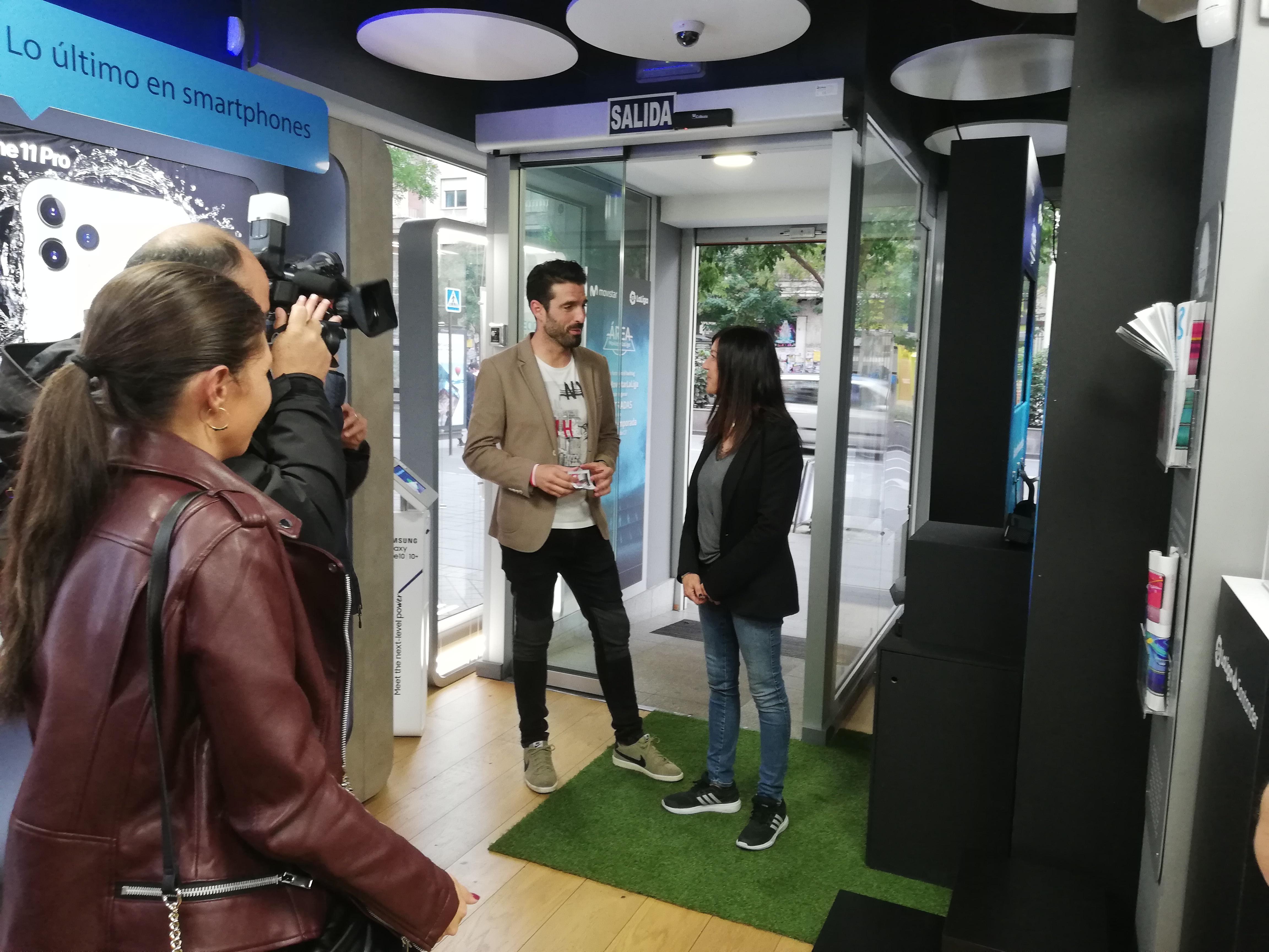 Una experiencia sensorial en Granada para sentirte futbolista por un día