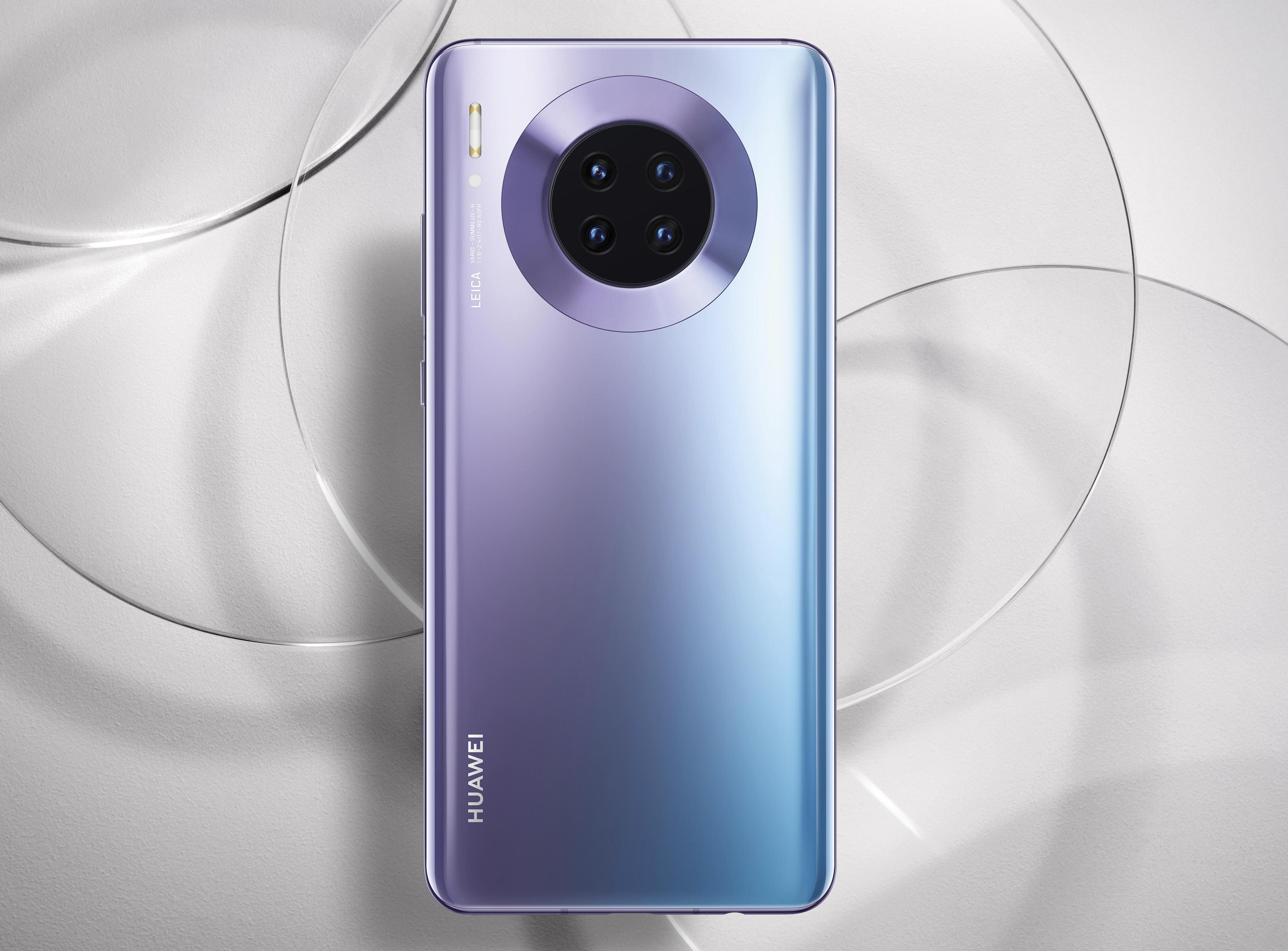 El smartphone con el que harás las mejores fotos es el Huawei Mate 30 Pro