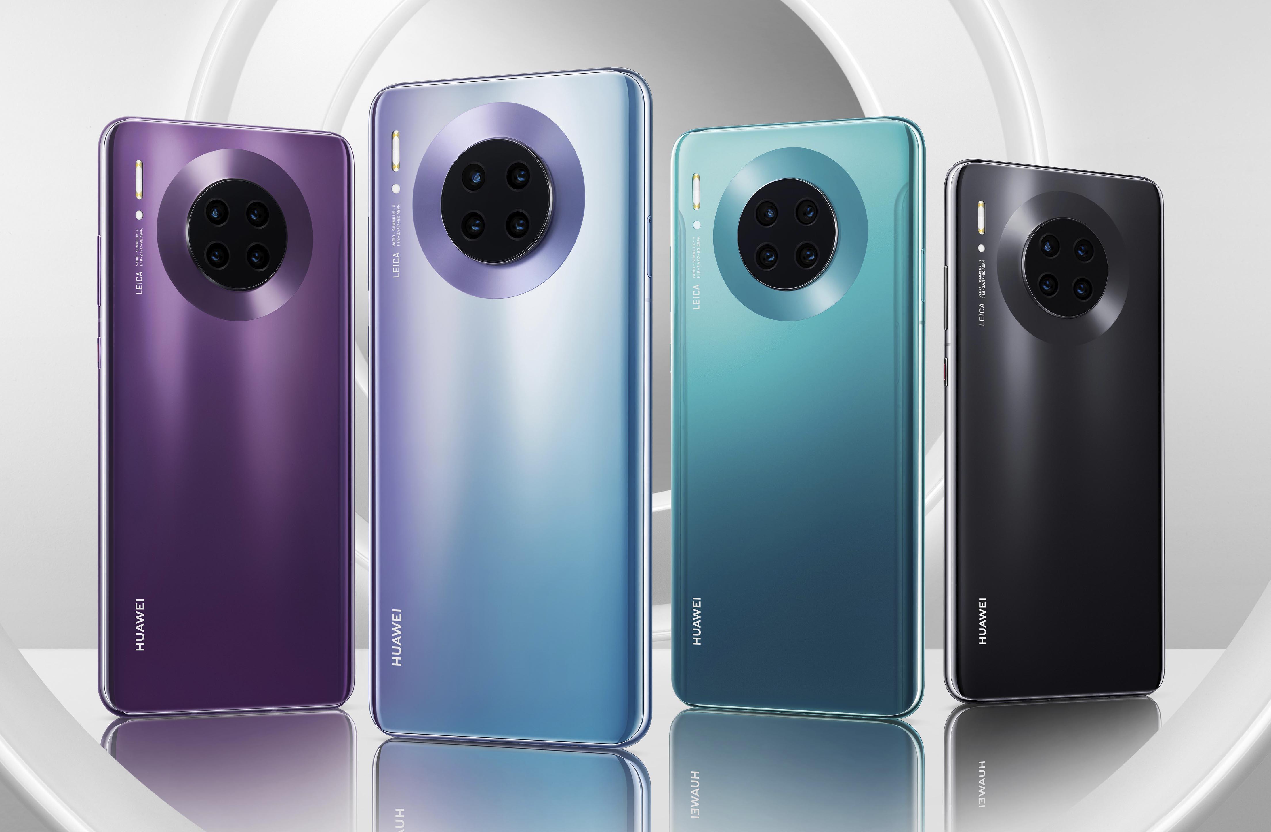 Huawei Mate 30 Pro: la revolución tecnológica hecha smartphone