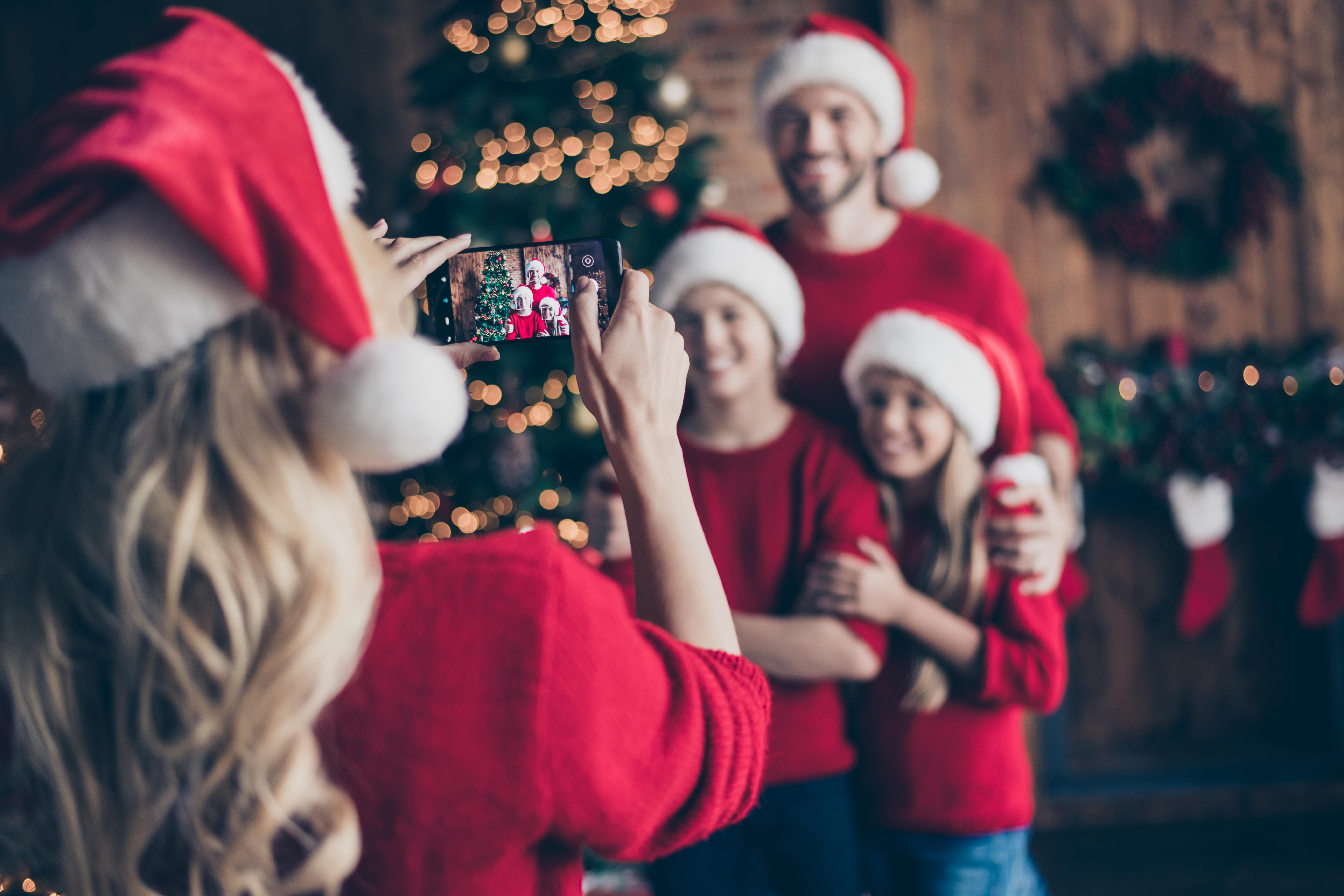 Orange Love 02_ Cinco formas en las que la tecnología te puede ayudar esta Navidad