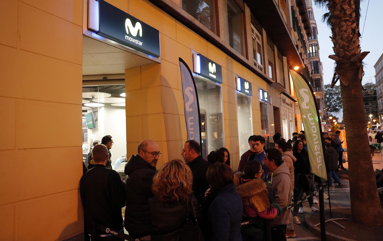 Una experiencia sensorial en Málaga para sentirte futbolista por un día