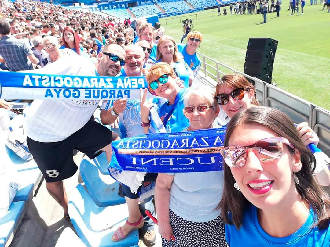 Toda una vida enamorados de su equipo: los 'abuelos' del fútbol
